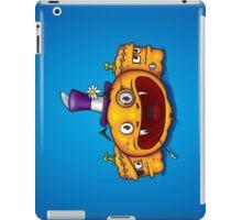 Sprightly Jack iPad Case/Skin