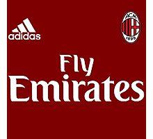 AC Milan Photographic Print