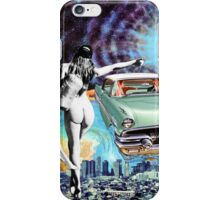 Nude Hitchhiker iPhone Case/Skin