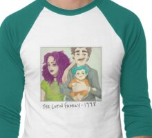 The Lupin Family Men's Baseball ¾ T-Shirt
