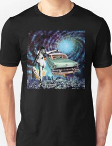Nude Hitchhiker Unisex T-Shirt
