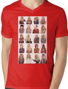 Katya (BFF #1) Mens V-Neck T-Shirt