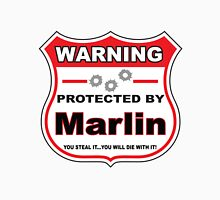 Marlin Protected by Marlin Shield Unisex T-Shirt