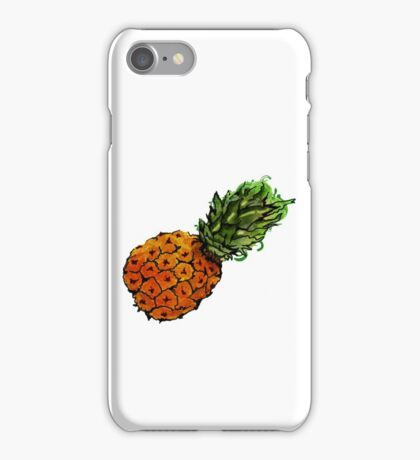 Exploding Pineapple iPhone Case/Skin