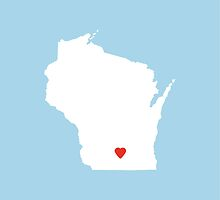 Wisconsin Love by Maren Misner