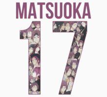 Rin Matsuoka Baseball  by NewleafNolife