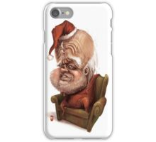 "Santa - ""And what would you like for Christmas?"" iPhone Case/Skin"