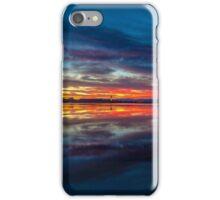 Lake Burley Griffin Sunrise - Canberra iPhone Case/Skin