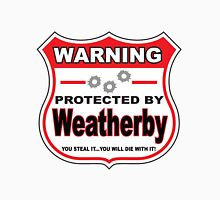 Weatherby Protected by Weatherby Unisex T-Shirt