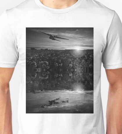 Upon Reflection Unisex T-Shirt