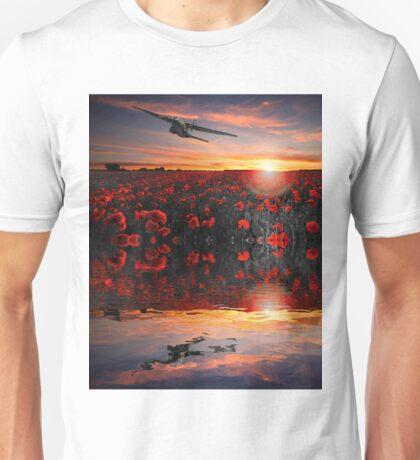 Upon Reflection Unisex T-Shirt