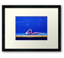 megane Framed Print