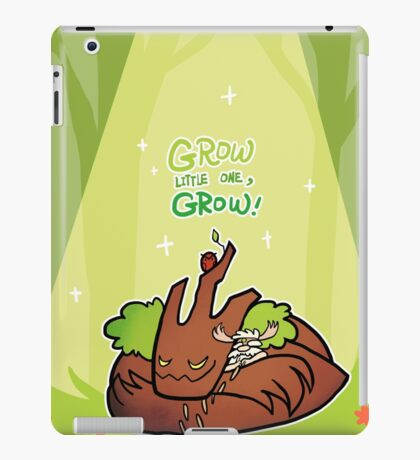 Smite - Grow (Chibi) iPad Case/Skin