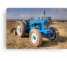 Roadless Tractor  Canvas Print