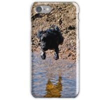 Stream Jumping iPhone Case/Skin