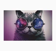 Cat with Glasses by LALco