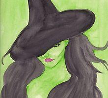 Wicked Witch of the West by LilyElizabeth