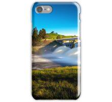 Scrivener Dam Rainbow - Canberra iPhone Case/Skin