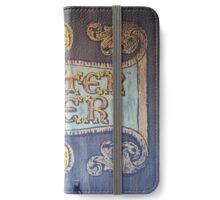 Butter Beer iPhone Wallet/Case/Skin