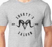 Shorty's Saloon Unisex T-Shirt