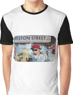 London Homeage Graphic T-Shirt