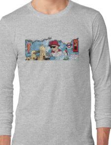 London Homage Splat! Long Sleeve T-Shirt
