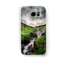 Haldarsvik Mist Samsung Galaxy Case/Skin