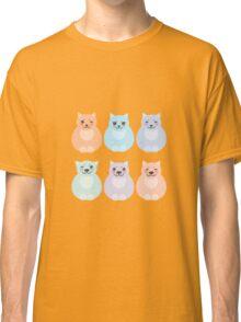 Matryoshka Cats Classic T-Shirt