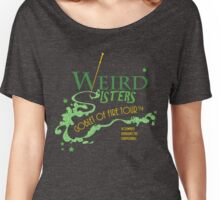 The Weird Sisters Goblet of Fire Tour '94 green Women's Relaxed Fit T-Shirt