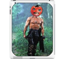 Rambo, Warrior Tomato - First Blood iPad Case/Skin
