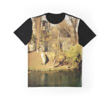 The autumn in the fort Graphic T-Shirt