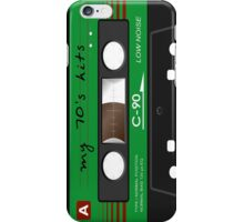 Audio K7 iPhone Case/Skin