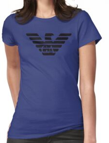 GERGIO ARMANI Womens Fitted T-Shirt