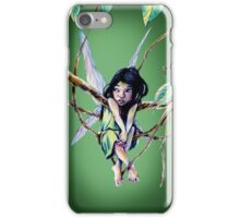 Flutter Watercolor Painting (2015) REVAMP iPhone Case/Skin