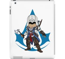 Connor Kenway Chibi: Assassin's Creed 3 iPad Case/Skin