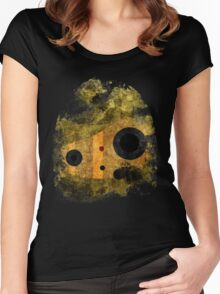 laputa: castle in the sky robot guardian Women's Fitted Scoop T-Shirt
