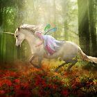 Autumns Flight by Trudi's Images