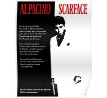 SCARFACE POSTER - AL PACINO Poster