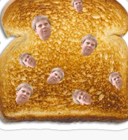 Beans on Toast Sticker