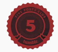 5 Posts Club Tumblr Kids Clothes