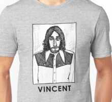 Vincent Gallo! Unisex T-Shirt