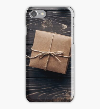Christmas winter design iPhone Case/Skin