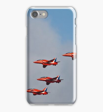 Red arrows 5 ship iPhone Case/Skin