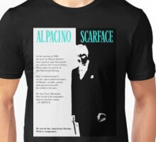 SCARFACE POSTER - AL PACINO (INVERTED) Unisex T-Shirt