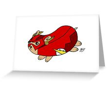 Hamster Allen Greeting Card