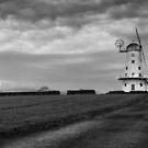 Llancayo windmill by Stephen Liptrot