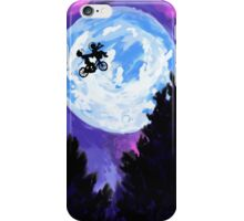 Entrance of the Space Teens iPhone Case/Skin