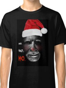 Creepy Santa Classic T-Shirt