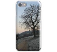Path To Freiburg iPhone Case/Skin