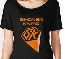 少年ナイフ Women's Relaxed Fit T-Shirt